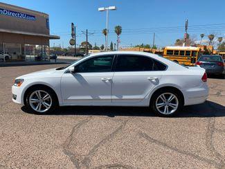 2013 Volkswagen Passat TDI SEL Premium 3 MONTH/3,000 MILE NATIONAL POWERTRAIN WARRANTY Mesa, Arizona 1
