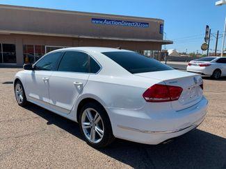 2013 Volkswagen Passat TDI SEL Premium 3 MONTH/3,000 MILE NATIONAL POWERTRAIN WARRANTY Mesa, Arizona 2
