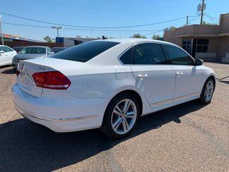 2013 Volkswagen Passat TDI SEL Premium 3 MONTH/3,000 MILE NATIONAL POWERTRAIN WARRANTY Mesa, Arizona 4