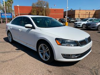 2013 Volkswagen Passat TDI SEL Premium 3 MONTH/3,000 MILE NATIONAL POWERTRAIN WARRANTY Mesa, Arizona 6