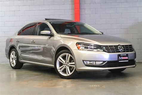 2013 Volkswagen Passat TDI SE w/Sunroof & Nav in Walnut Creek