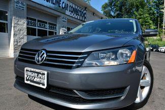 2013 Volkswagen Passat SE w/Sunroof Waterbury, Connecticut 2