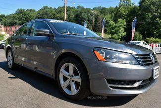 2013 Volkswagen Passat SE w/Sunroof Waterbury, Connecticut 7
