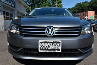 2013 Volkswagen Passat SE w/Sunroof Waterbury, Connecticut 8