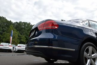 2013 Volkswagen Passat SE w/Sunroof Waterbury, Connecticut 10