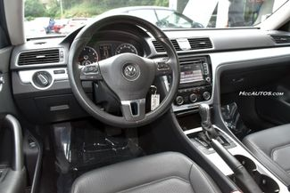 2013 Volkswagen Passat SE w/Sunroof Waterbury, Connecticut 11