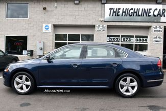 2013 Volkswagen Passat SE w/Sunroof Waterbury, Connecticut 2