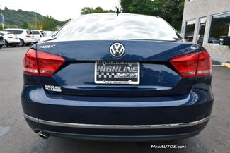 2013 Volkswagen Passat SE w/Sunroof Waterbury, Connecticut 4