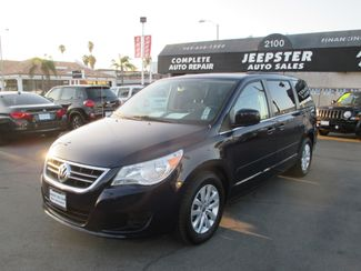 2013 Volkswagen Routan SE in Costa Mesa California, 92627