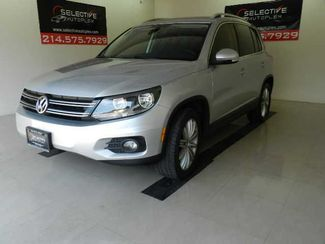 2013 Volkswagen Tiguan SE w/Sunroof &38; Nav in Addison TX, 75001