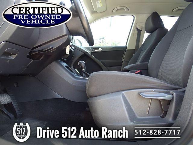 2013 Volkswagen Tiguan S in Austin, TX 78745