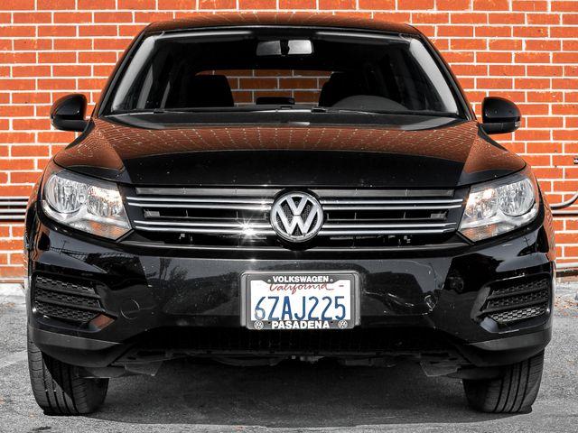 2013 Volkswagen Tiguan S Burbank, CA 2