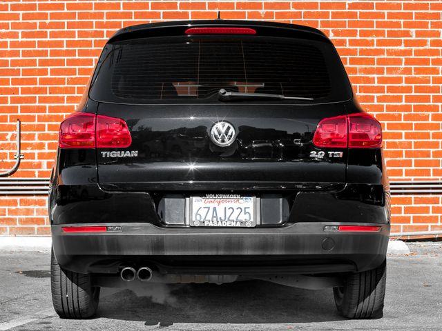 2013 Volkswagen Tiguan S Burbank, CA 3
