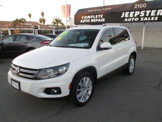 2013 Volkswagen Tiguan SE w/Sunroof & Navi in Costa Mesa, California 92627
