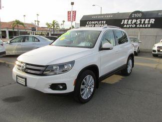 2013 Volkswagen Tiguan SE w/Sunroof/Nav in Costa Mesa, California 92627