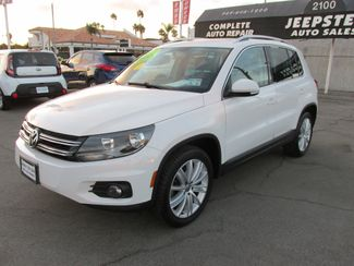 2013 Volkswagen Tiguan SE w/Sunroof in Costa Mesa, California 92627