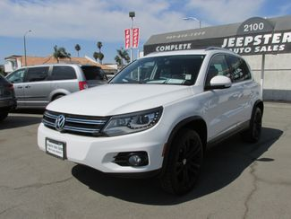 2013 Volkswagen Tiguan SEL in Costa Mesa, California 92627