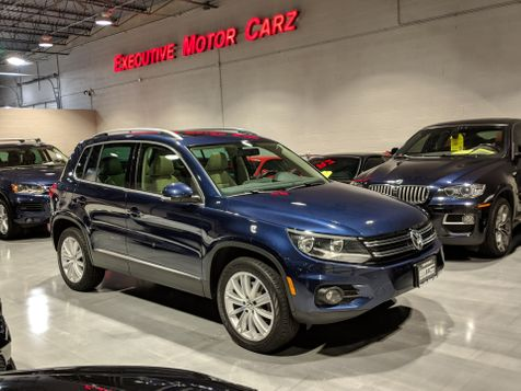 2013 Volkswagen Tiguan SE w/Sunroof & Navigation in Lake Forest, IL