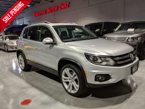 2013 Volkswagen Tiguan SEL in Lake Forest, IL