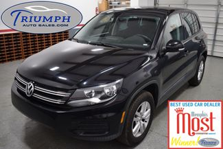 2013 Volkswagen Tiguan S w/Sunroof in Memphis, TN 38128