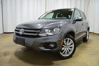 2013 Volkswagen Tiguan SE w/Sunroof & Nav in Merrillville IN, 46410