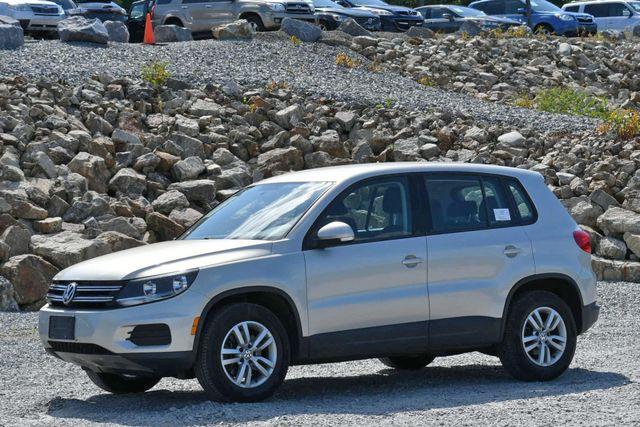 2013 Volkswagen Tiguan S Naugatuck, Connecticut