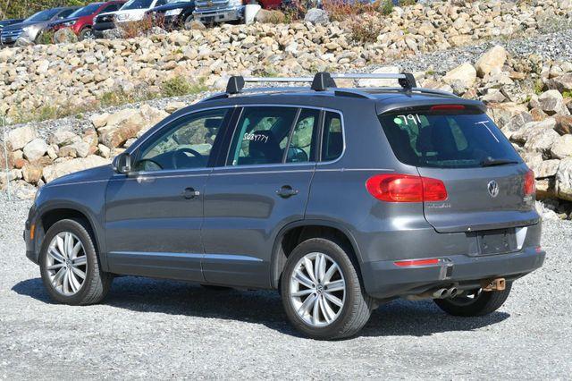 2013 Volkswagen Tiguan SE w/Sunroof Naugatuck, Connecticut 2