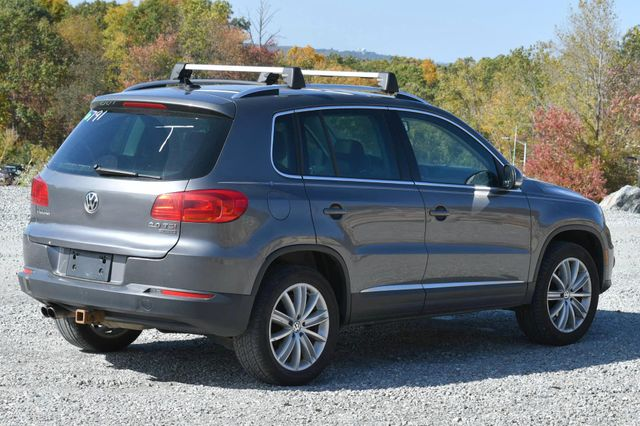 2013 Volkswagen Tiguan SE w/Sunroof Naugatuck, Connecticut 4