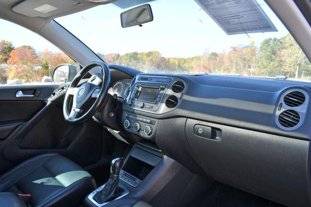 2013 Volkswagen Tiguan SE w/Sunroof Naugatuck, Connecticut 8