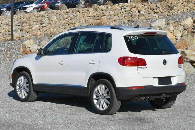 2013 Volkswagen Tiguan SE Naugatuck, Connecticut 2