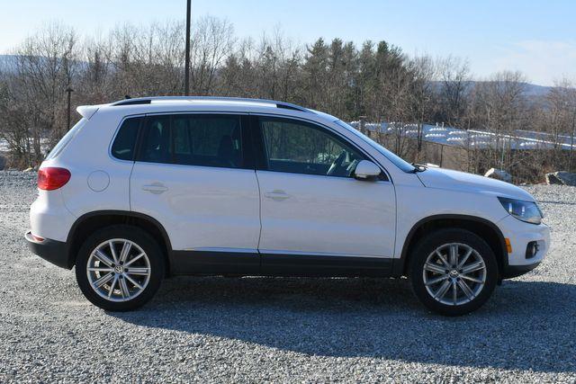 2013 Volkswagen Tiguan SE Naugatuck, Connecticut 5