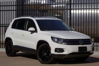 2013 Volkswagen Tiguan SE w/Sunroof* Nav*Leather* EZ Finance** | Plano, TX | Carrick's Autos in Plano TX
