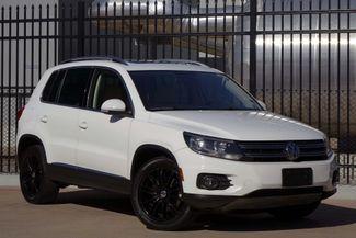 2013 Volkswagen Tiguan SE w/Sunroof* Nav*Leather* EZ Finance** | Plano, TX | Carrick's Autos in Plano TX