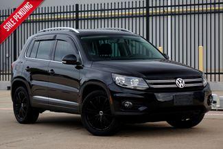 2013 Volkswagen Tiguan SE w/Sunroof ; Nav* EZ Finance** | Plano, TX | Carrick's Autos in Plano TX
