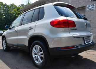 2013 Volkswagen Tiguan S w/Sunroof Waterbury, Connecticut 3