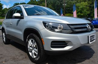 2013 Volkswagen Tiguan S w/Sunroof Waterbury, Connecticut 7