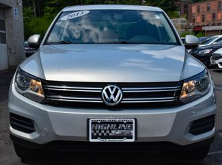 2013 Volkswagen Tiguan S w/Sunroof Waterbury, Connecticut 8