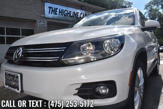 2013 Volkswagen Tiguan SE w/Sunroof & Nav Waterbury, Connecticut 9