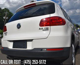 2013 Volkswagen Tiguan SE w/Sunroof & Nav Waterbury, Connecticut 10