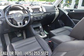 2013 Volkswagen Tiguan SE w/Sunroof & Nav Waterbury, Connecticut 12