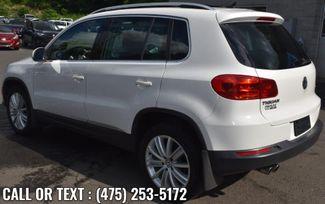 2013 Volkswagen Tiguan SE w/Sunroof & Nav Waterbury, Connecticut 4