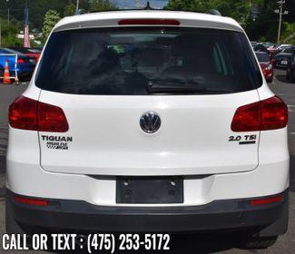 2013 Volkswagen Tiguan SE w/Sunroof & Nav Waterbury, Connecticut 5