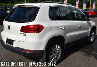 2013 Volkswagen Tiguan SE w/Sunroof & Nav Waterbury, Connecticut 6