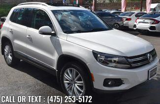 2013 Volkswagen Tiguan SE w/Sunroof & Nav Waterbury, Connecticut 7