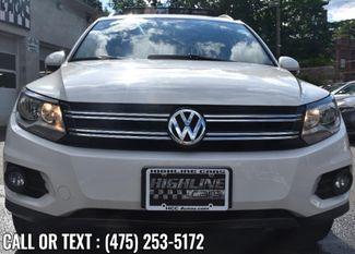 2013 Volkswagen Tiguan SE w/Sunroof & Nav Waterbury, Connecticut 8