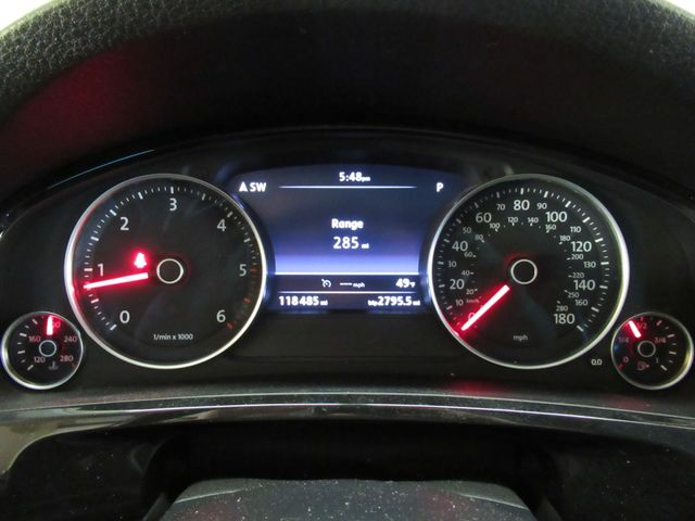2013 Volkswagen Touareg Sport w/Nav Austin , Texas 11