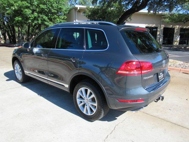 2013 Volkswagen Touareg Sport w/Nav Austin , Texas 3
