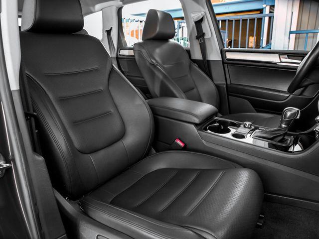 2013 Volkswagen Touareg Sport Burbank, CA 12