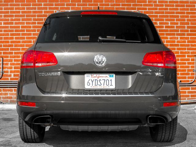 2013 Volkswagen Touareg Sport Burbank, CA 3