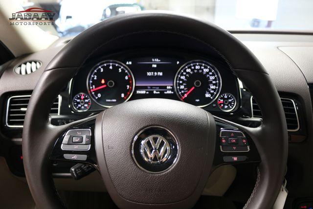 2013 Volkswagen Touareg Sport w/Nav Merrillville, Indiana 17